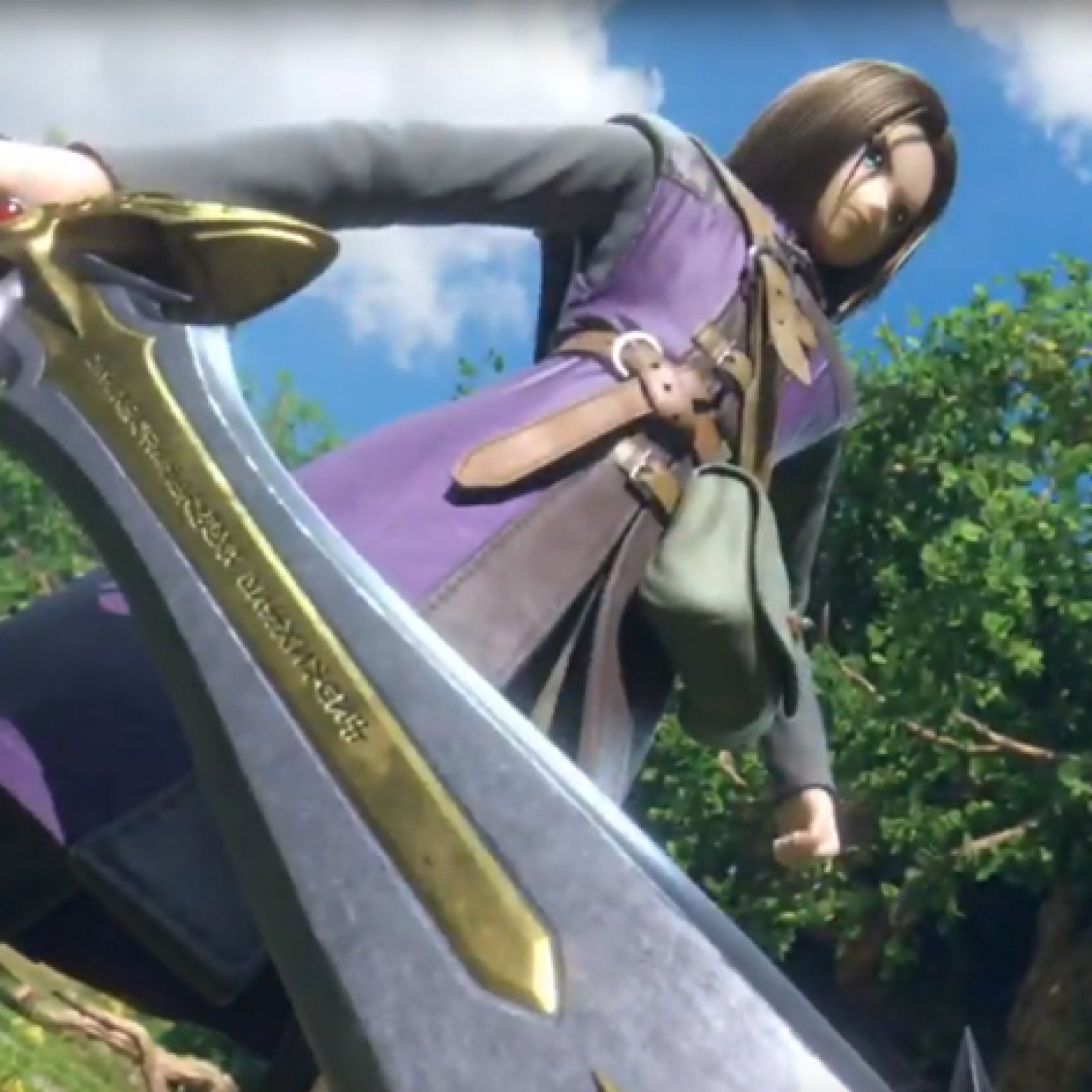 It's Easy to See Why 'Dragon Quest's Hero Was Chosen to Join