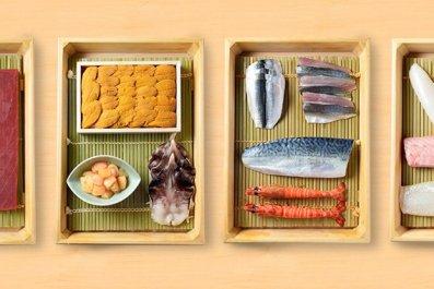 Sushi Masuda Tokyo
