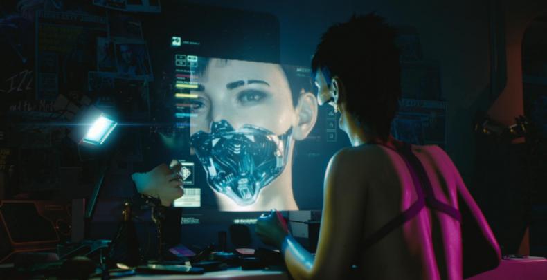 'Cyberpunk 2077' Will Have Gender Fluid Character Creator ...