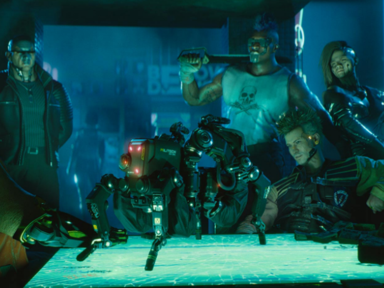 Cyberpunk 2077' Will Have Gender Fluid Character Creator