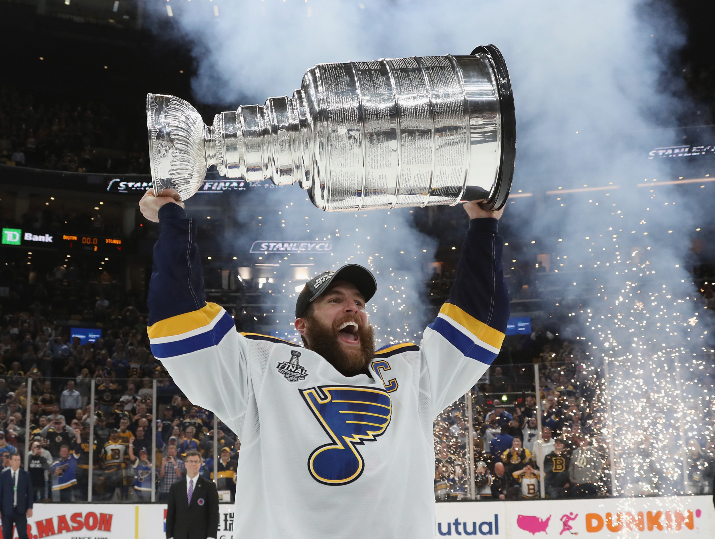 cdf9508487b St. Louis Blues Parade Route Saturday: Where to Watch Stanley Cup ...