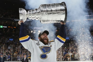 Alex Pietrangelo, St Louis Blues, Stanley Cup