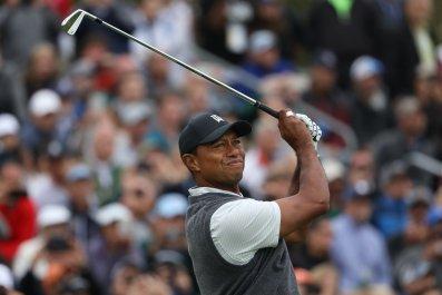 Tiger Woods, U.S. Open