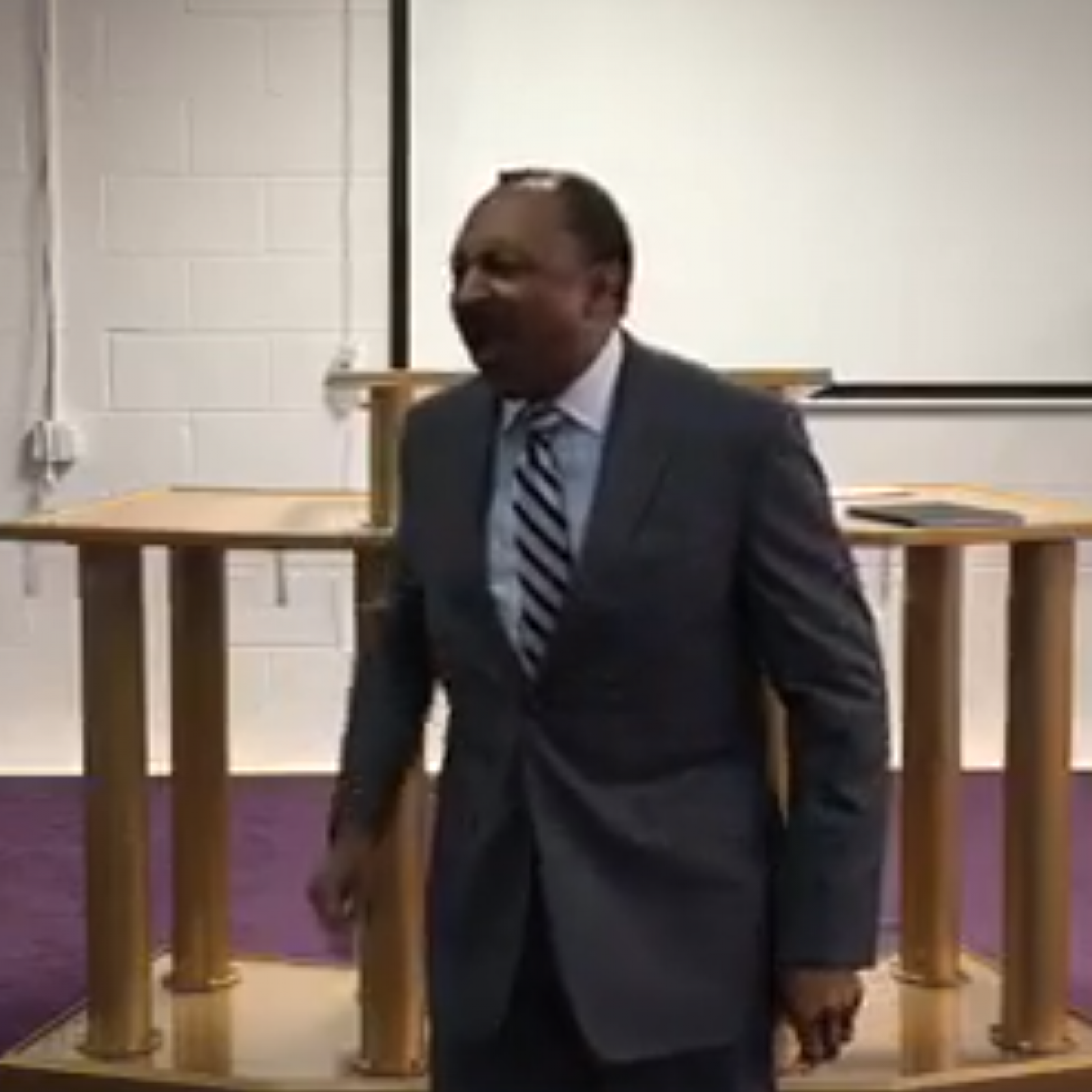 Pastor Says Gay People 'Appropriate' the Rainbow from God