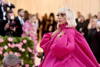 Lady Gaga MET