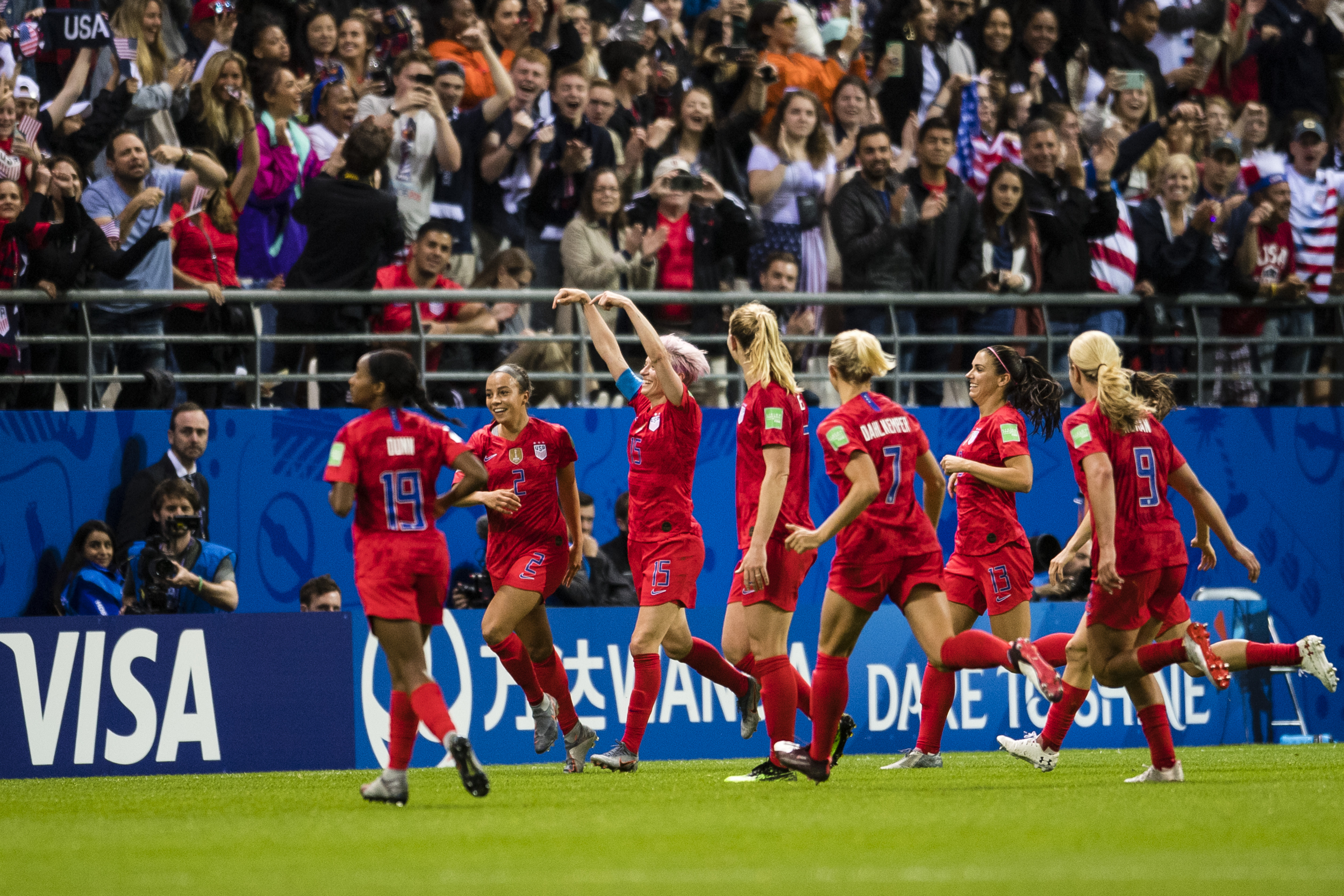 Women's World Cup 2019: Latest Odds, Expert Predictions