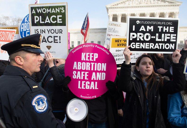 abortion terminology nationwide debate