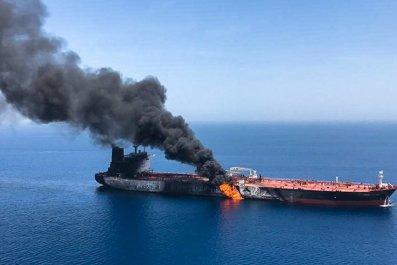 iran us gulf attack oil