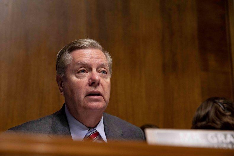 Senate Judiciary Chairman Lindsey Graham