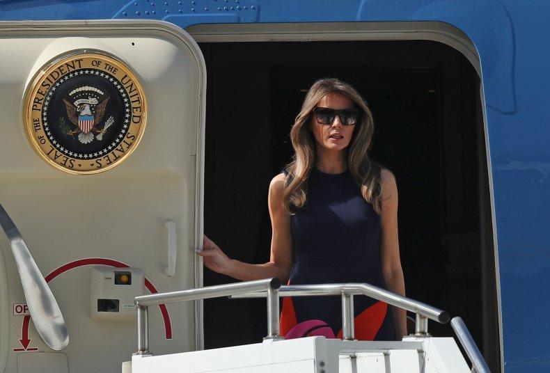 Melania Trump Jackie O Comparison