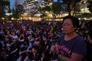 Hong Kong June 14