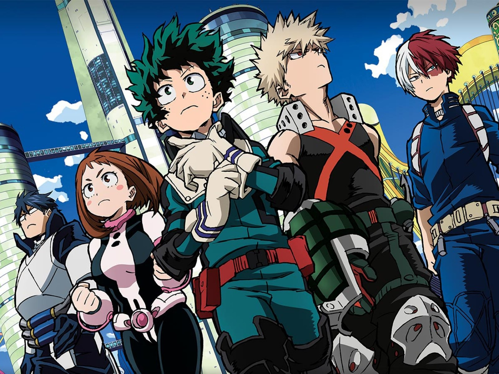 My Hero Academia Season 4 Premiering At Anime Expo Watch New Trailer