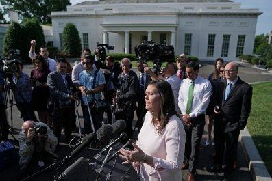 Sarah Sanders, Fox News