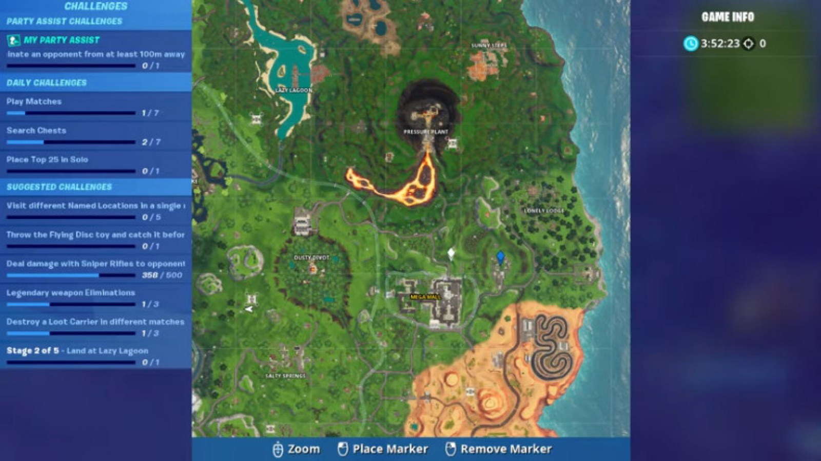 Fortnite' Fortbyte #14 Location - Found Within an RV Park