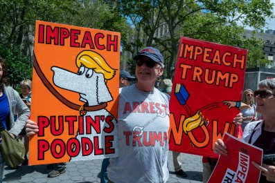 Impeachment Rally
