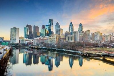 Philadelphia, shooting