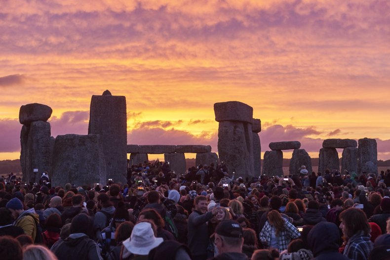 Summer Solstice U.K. Celebrate Midsummer 2019