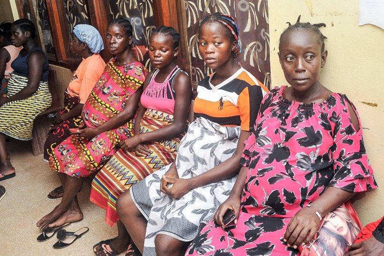 Women, health, Liberia