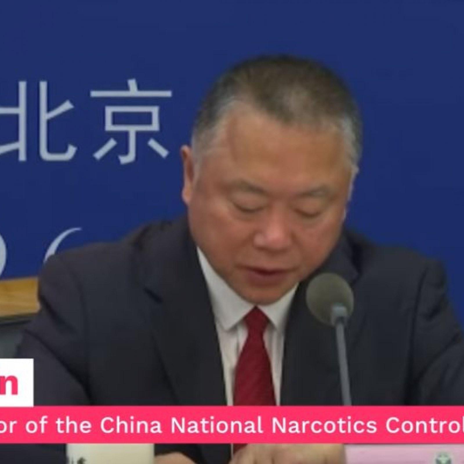 Chinese Narcotics Agency Blames US, Canada Marijuana