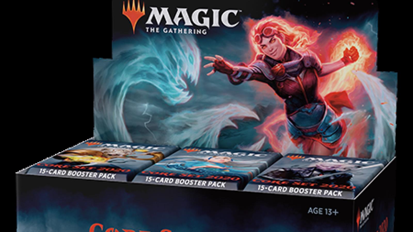 Image result for Magic m20 box art