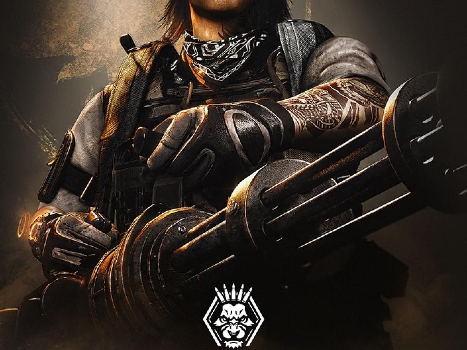 Division 2' Update 1 09 Adds Title Update 4 Gunner