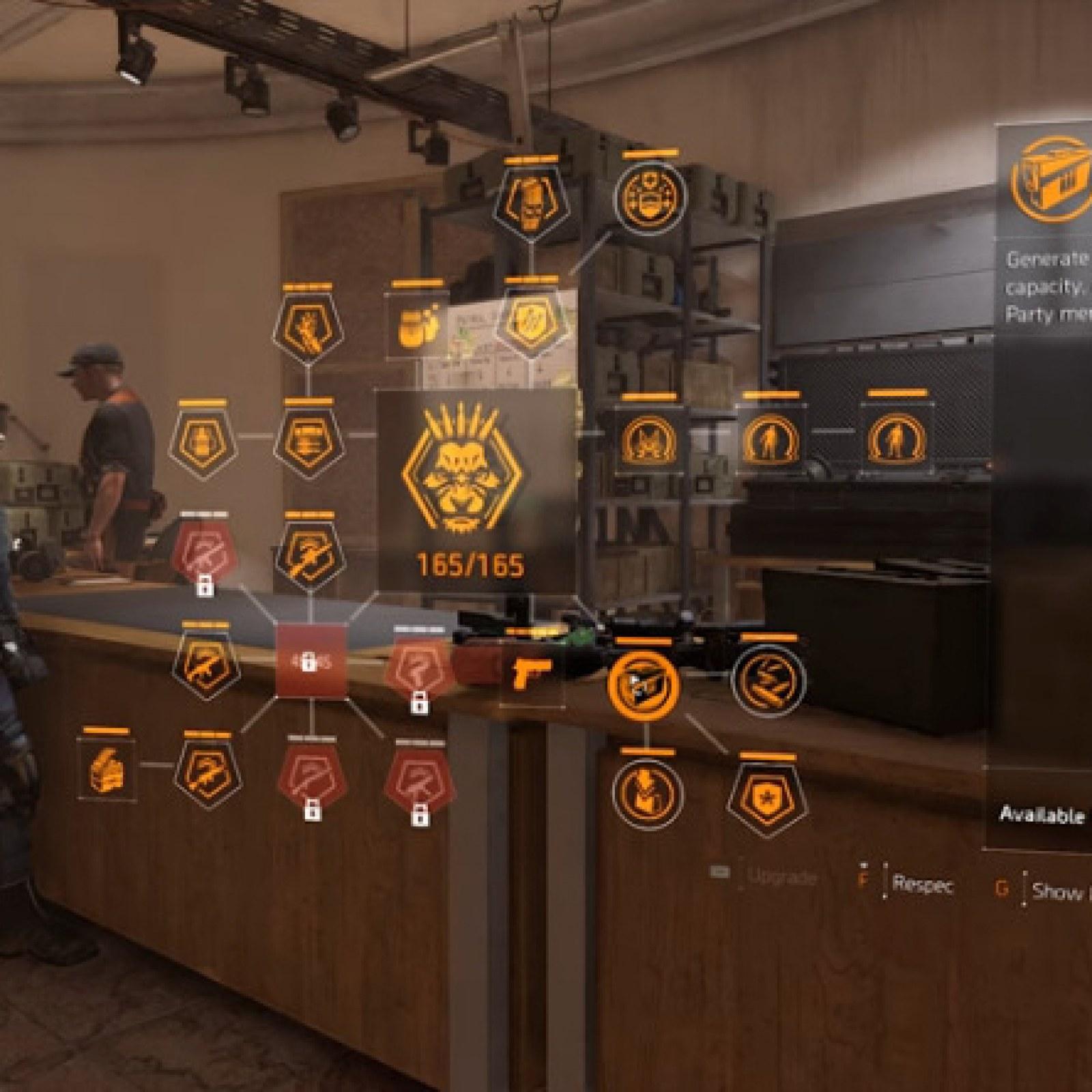 Division 2' Update 1 09 Adds Title Update 4 Gunner & Gunslinger