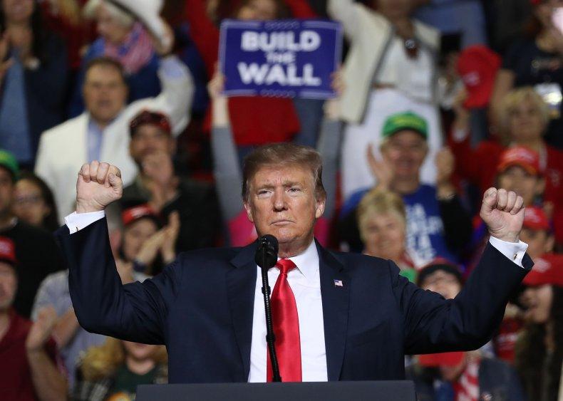 Trump in El Paso