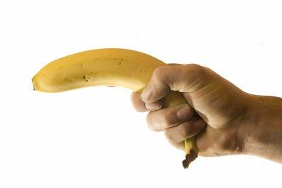 banana robber