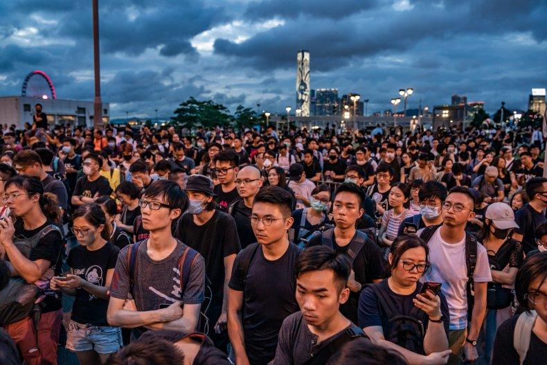 hong kong protests, xi jinping