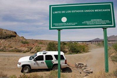 Texas Border Security