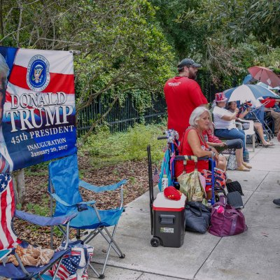 Donald Trump Rally 2