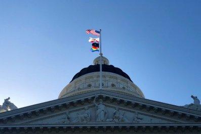 Rainbow Flag Sacramento