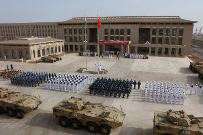 U.S., China, Africa, military, base, Djibouti