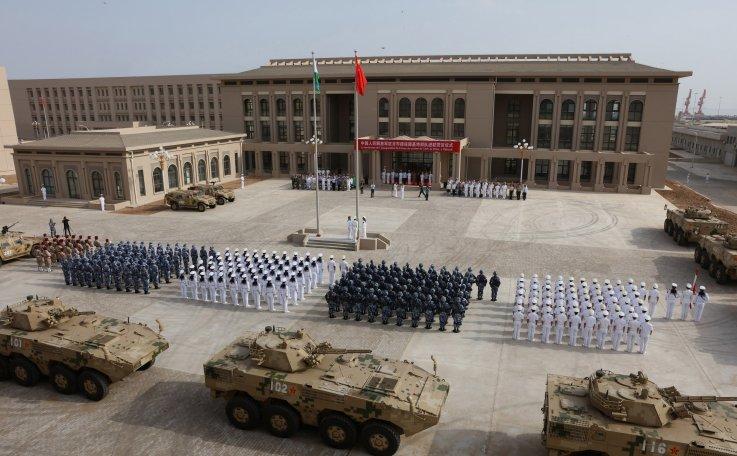 U.S., China, Africa, military, base, Djibouti