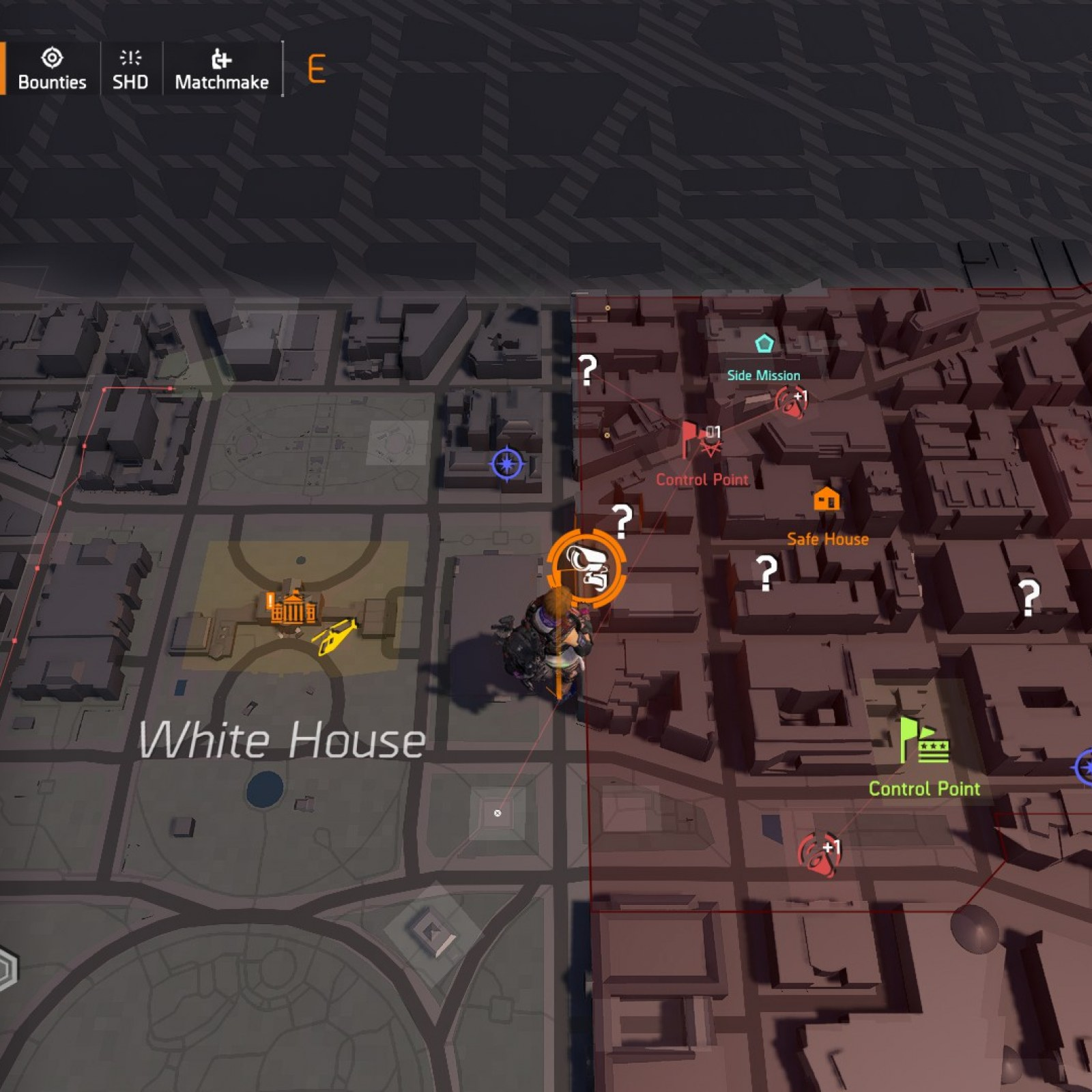 Division 2' Dodge City Gunslinger Guide: How to Get Parts for the