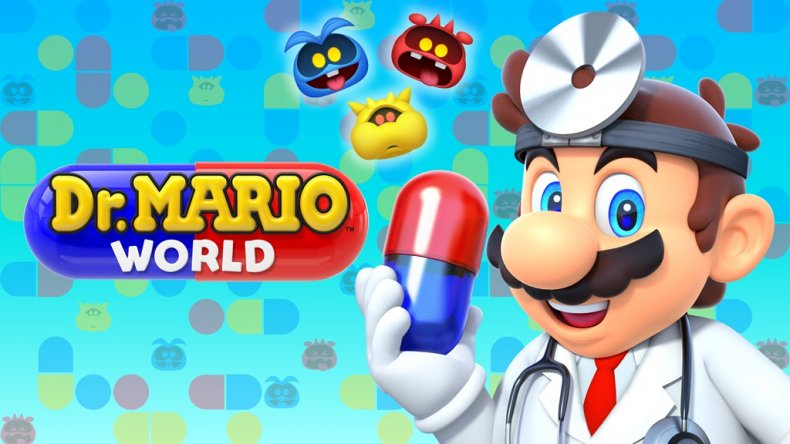 dr mario world release date gameplay