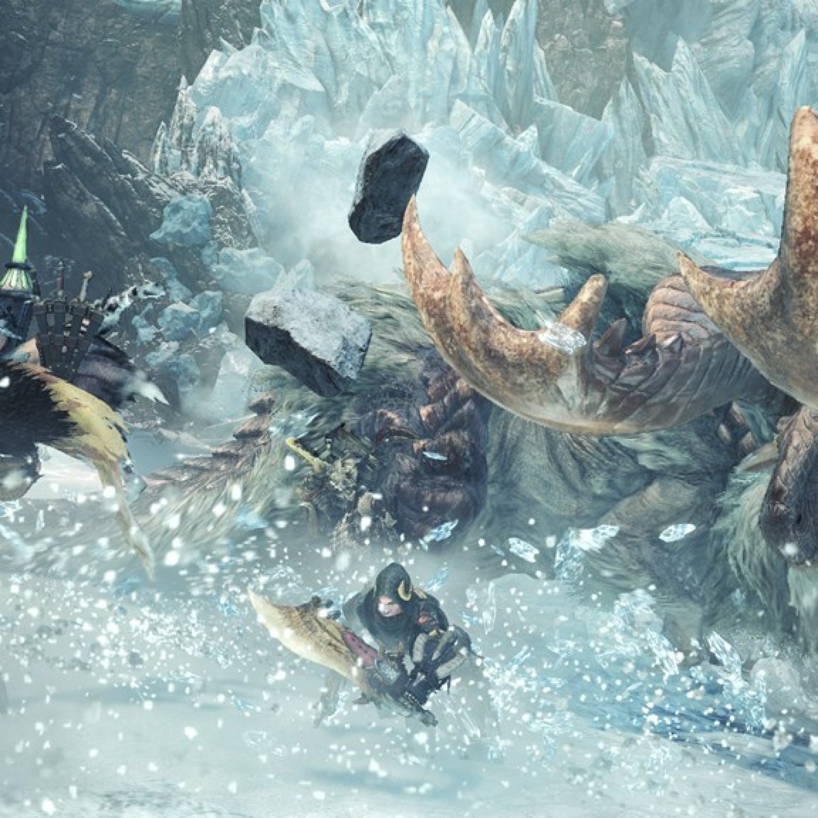 Monster Hunter World' Iceborne Beta: Start Time and Everything We Know