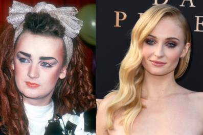 Sophie Turner as Boy George