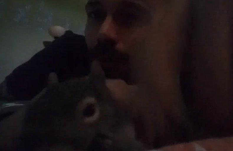 meth squirrel