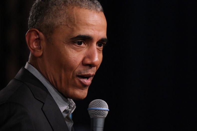 Barack Obama, 2020 Election, Donald Trump, adviser