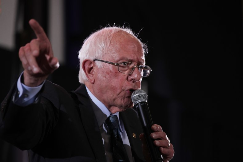 Bernie Sanders 2020 democratic socialism