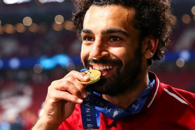 Mohamed Salah, Africa Cup of Nation