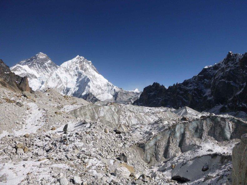 A Himalayan glaicer