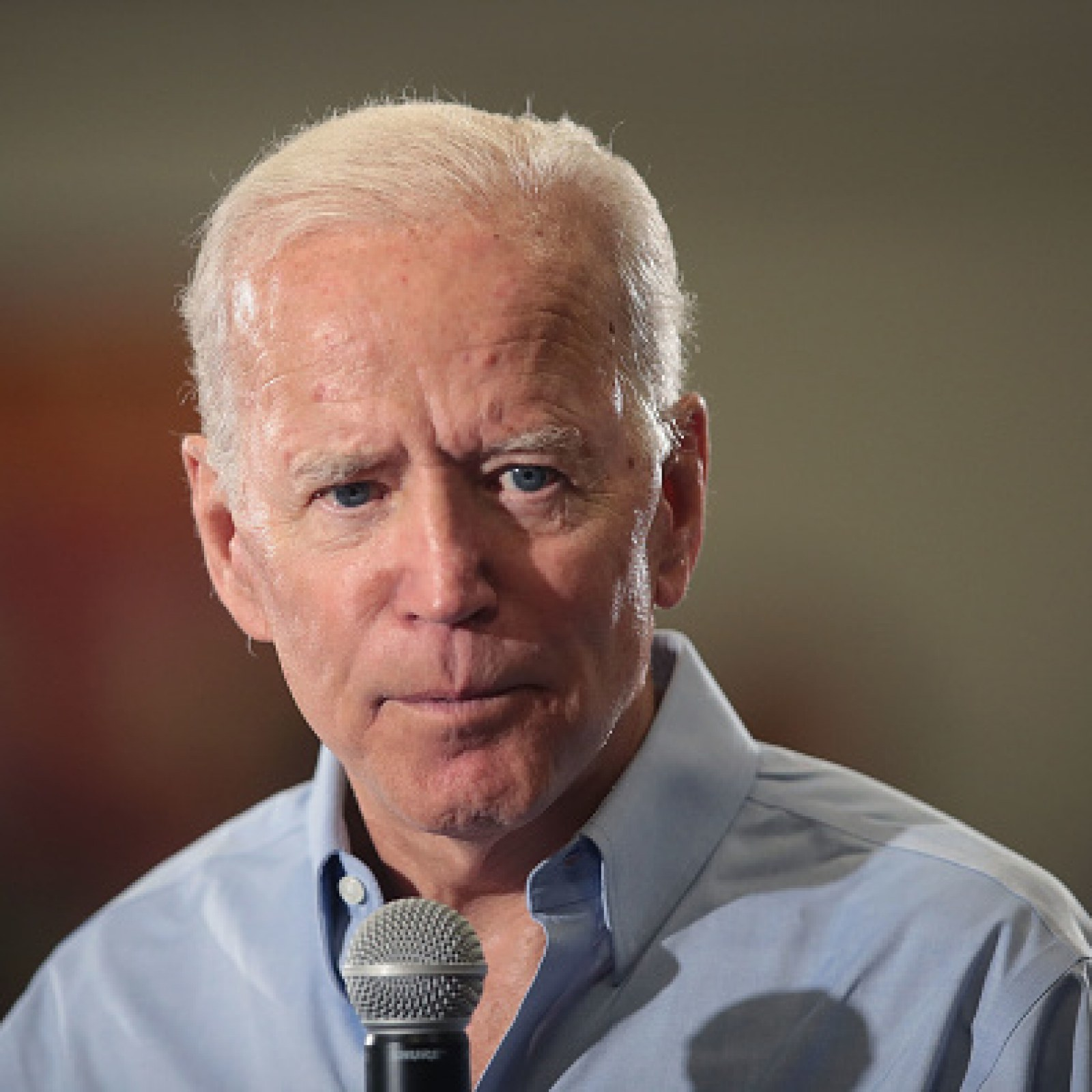 Joe Biden Tells Wealthy Fundraiser Crowd that 'Rich People Are Just