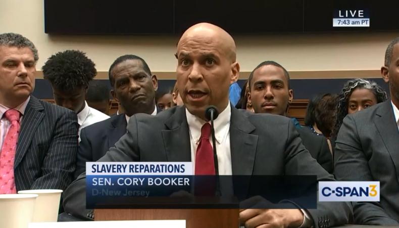 booker reparations house judiciary