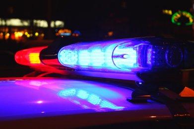 police car crime stock getty