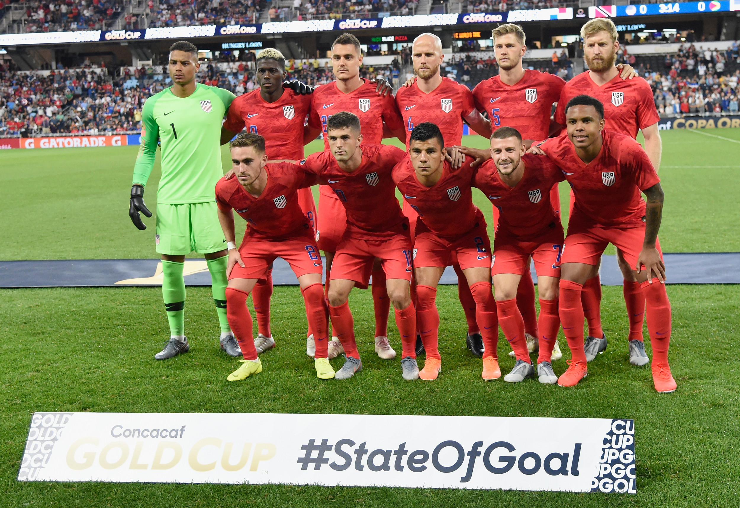 pretty nice f4c4e 0db09 Gold Cup 2019: How to Watch USMNT Vs. Trinidad and Tobago ...