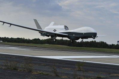 U.S., drone, Iran, shot down