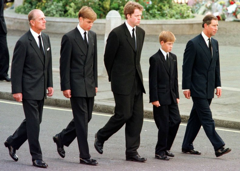 Prince William, Birthday, Princess Diana Funeral
