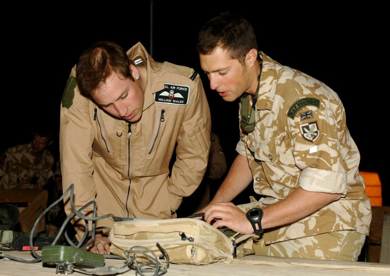 Prince William, Birthday, RAF